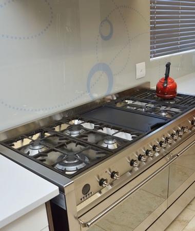 Gerald Lues Kitchen